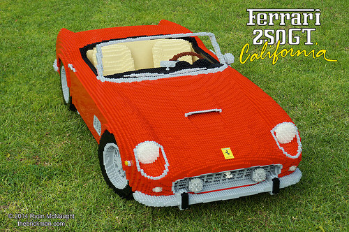 James Coburn Ferrari 250GT