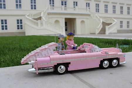 Lego Thunderbirds Rolls Royce