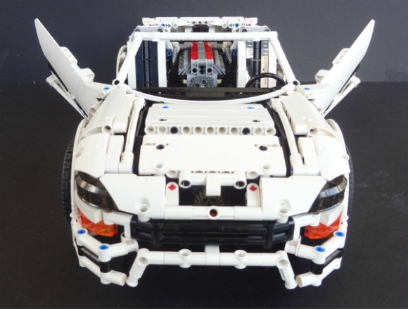 Lego Phantasm Supercar