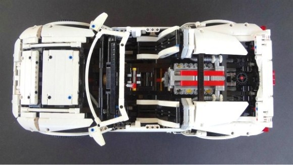 Lego Crowkillers Supercar