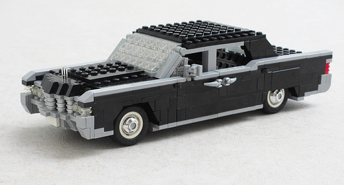 Lego Lincoln Continental