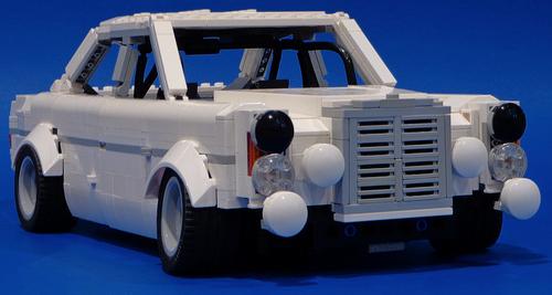 Lego Mercedes-Benz SEL AMG