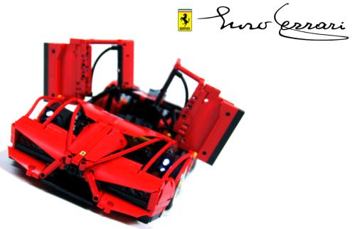 Lego Technic Ferrari Enzo