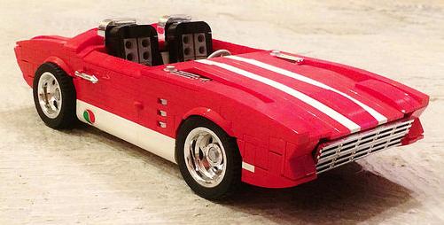Lego Stingray