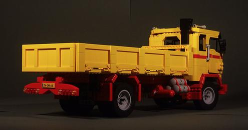 Technic Volvo truck