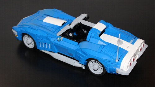 Lego 1969 Corvette
