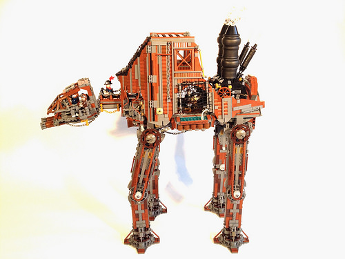Lego Steam Wars Star Wars AT-AT
