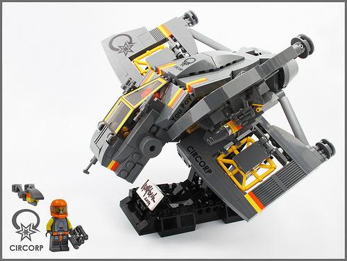 Lego VTOL Fighter