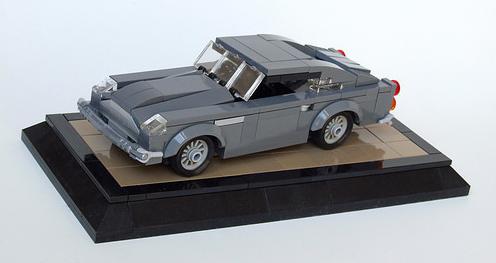 james bond the lego car blog. Black Bedroom Furniture Sets. Home Design Ideas