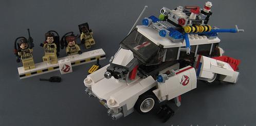 lego ghostbusters the lego car blog. Black Bedroom Furniture Sets. Home Design Ideas