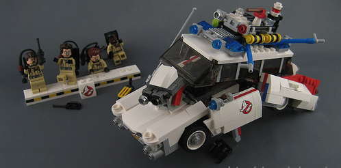 ghostbusters search results the lego car blog. Black Bedroom Furniture Sets. Home Design Ideas