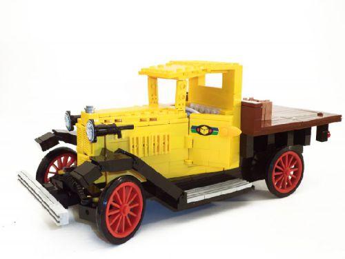 Lego Ford Model A Ute