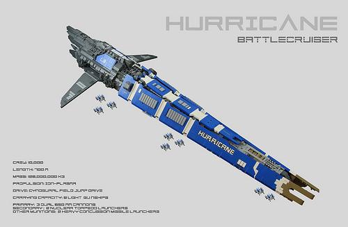 Lego Spaceship No.2
