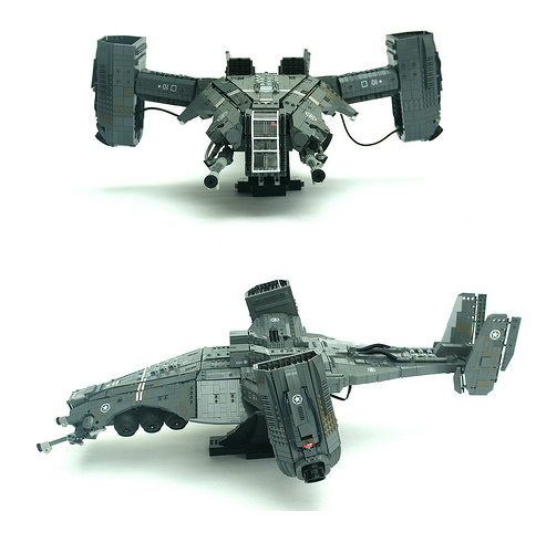 Lego Hammerfall Gunship