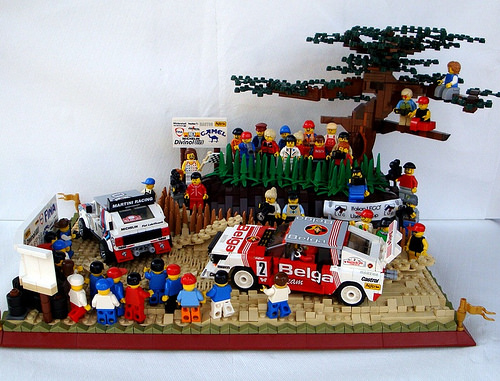 Lego Classic Rally