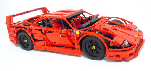 lego mclaren f1 instructions