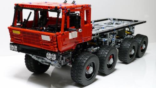 Lego Technic Truck Trial Tatra 813