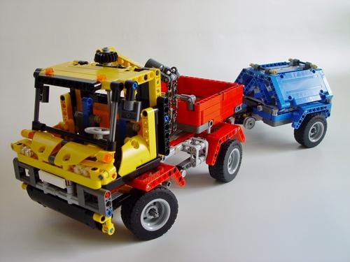 lego technic 42024 alternative the lego car blog. Black Bedroom Furniture Sets. Home Design Ideas