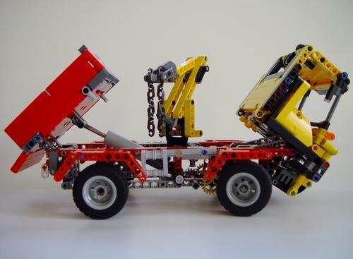 lego 42024 c model the lego car blog. Black Bedroom Furniture Sets. Home Design Ideas
