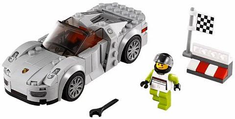 Lego 75910 Porsche 918 2015