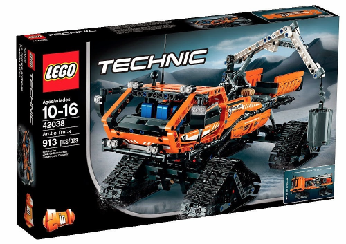 New 2015 Lego Technic 42038 Arctic Truck