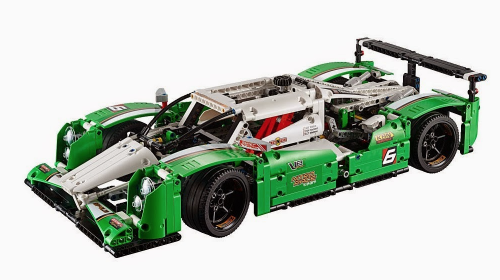 New LEGO Technic 2015 42039 Race Car