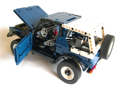 Lego Suzuki 4x4