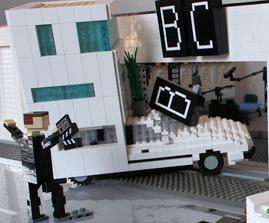 Lego TopGear Jeremy Clarkson