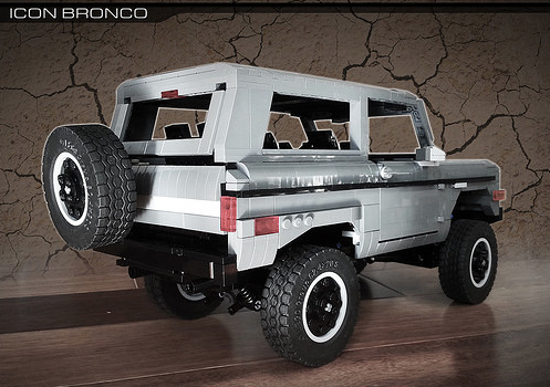 Technic Ford Bronco 4x4