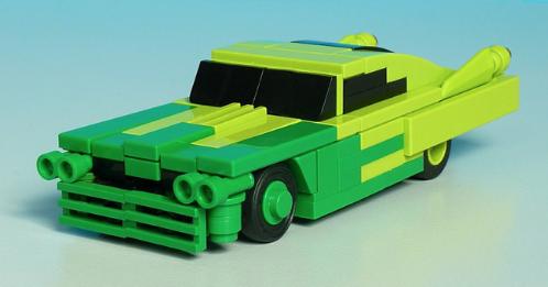 Lego Classic Tiny Turbo