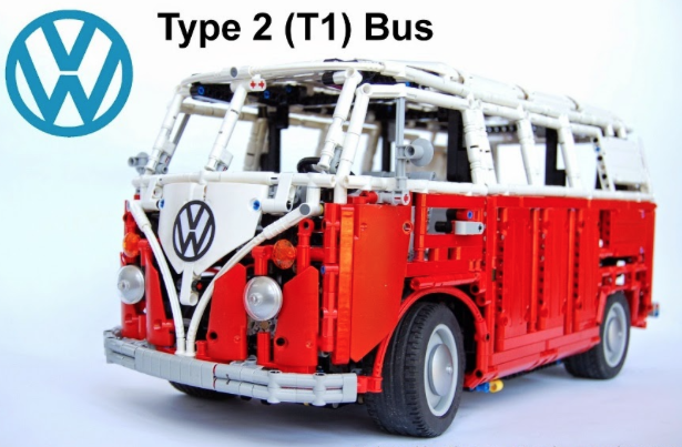 Lego Technic Vw Camper The Lego Car Blog