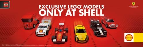 Lego Shell Greenpeace
