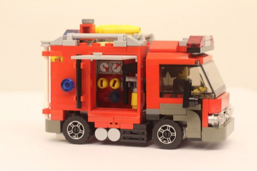 Tint Fire Engine