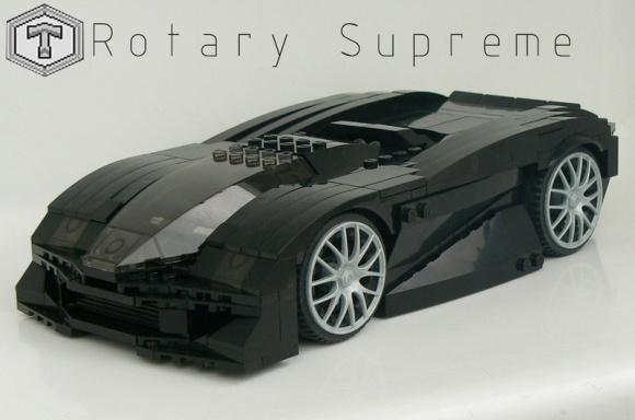 Tridder Rotary Supreme