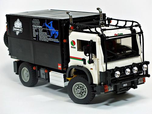 Green Truck Not