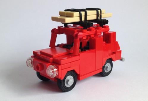 Legp Puch Fiat 500