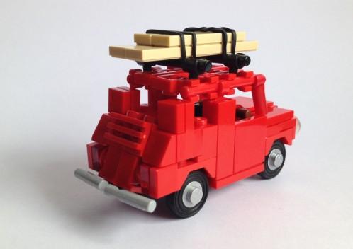 Lego Steyr-Puch 500