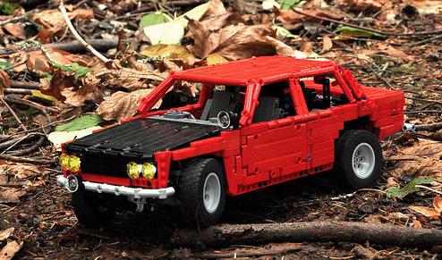 Lego Technic Datsun 1600