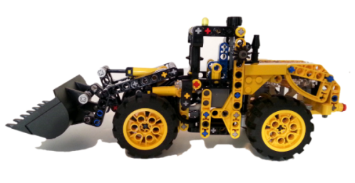 Lego Technic Front Loader