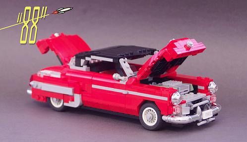 Lego Oldsmobile Rocket Coupe
