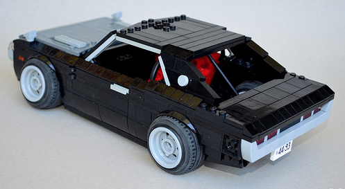 1974 Toyota Celica TA22 Lego