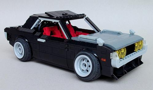 Lego Toyota Celica