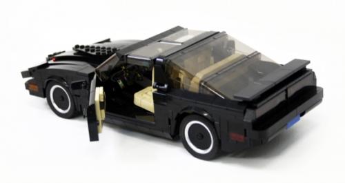a lone crusader in a dangerous world the lego car blog. Black Bedroom Furniture Sets. Home Design Ideas