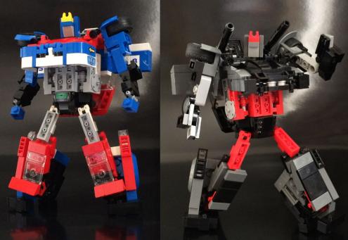 Lego G1 Transformers