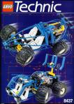 Lego Technic 8437 Sahara Blaster