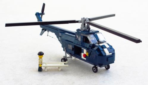 Sikorsky S-55 / HRS-1