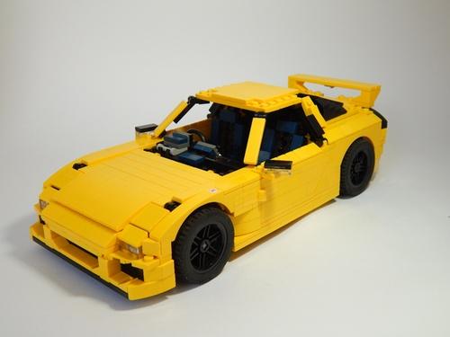 RX-7 | THE LEGO CAR BLOG