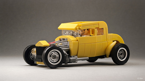 Lego Hot Rod Ford