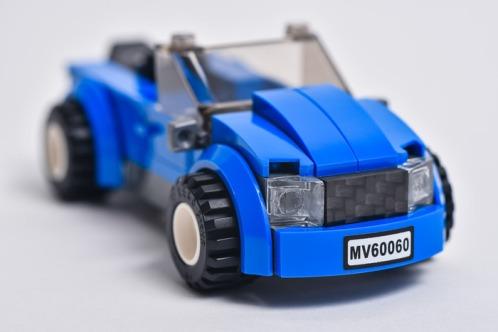 Lego Carbon Fiber
