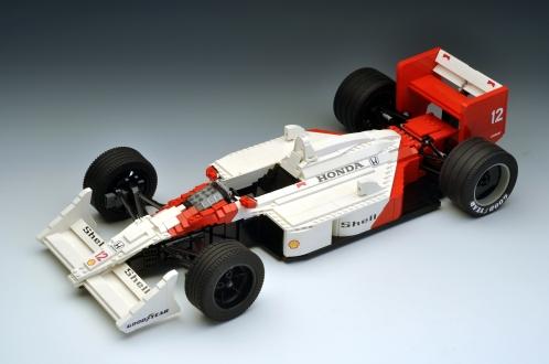 Lego McLaren-Honda